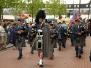 Opening Parade IPC Paralympics, Stadskanaal, 2012
